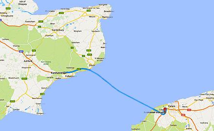 Eurotunnel für Überfahrt nach England mit Ihrem Hund ... on