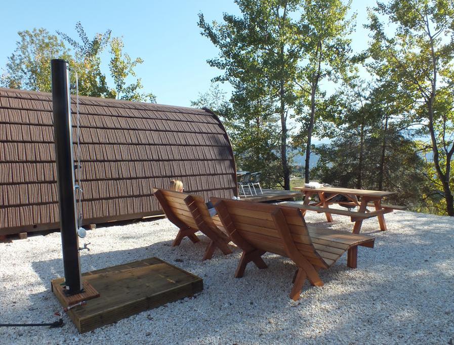 Sonnen-Panorama-Camping