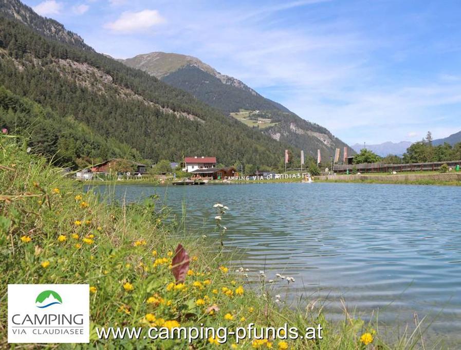 Camping Via Claudiasee